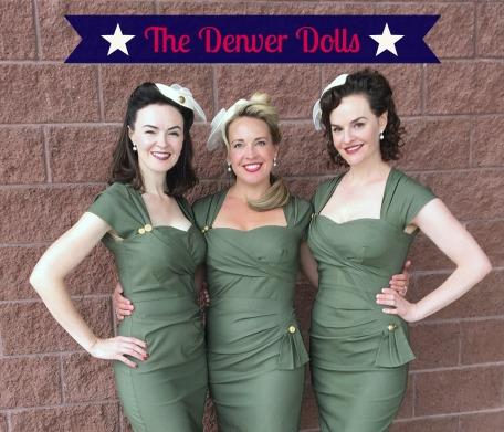 The Denver Dolls military Look Website Ready