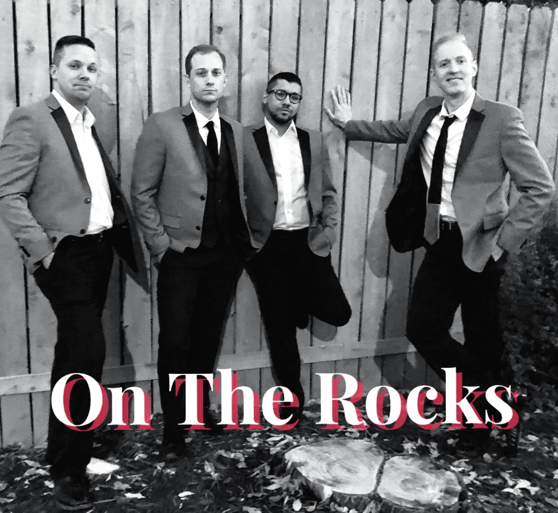 On The Rocks, Gritty B&W